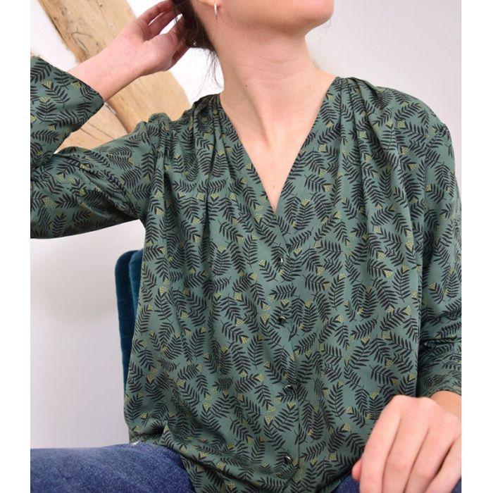 Blouse Allumette - Cousette Patterns