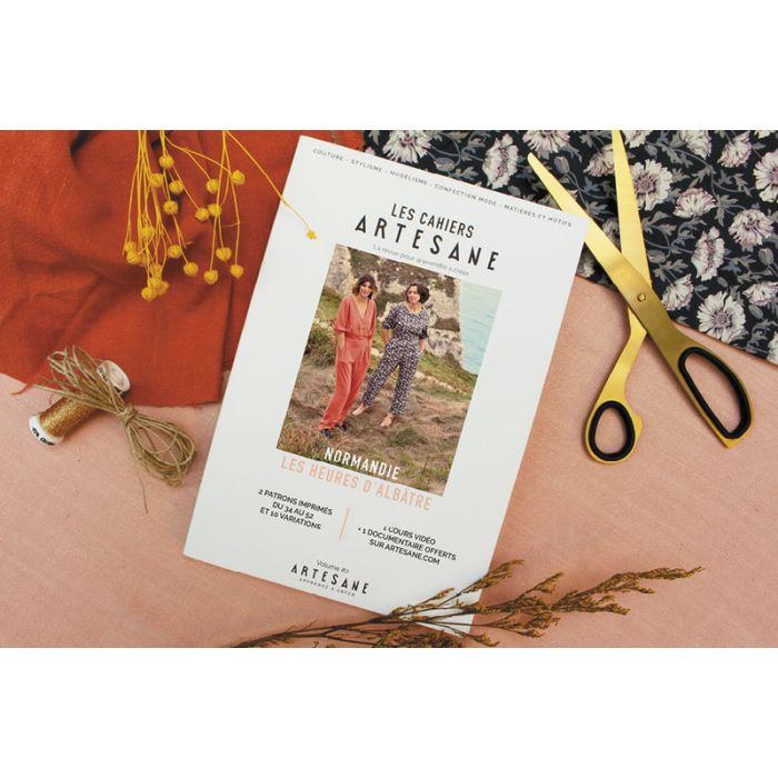Les cahiers Artesane : Les heures d'Albâtre