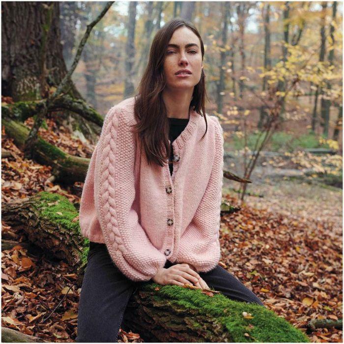 Alpaca Twist : laine à tricoter spécial - Rico Design