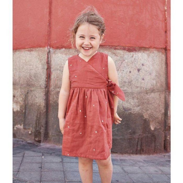 Robe Violette - Ikatee