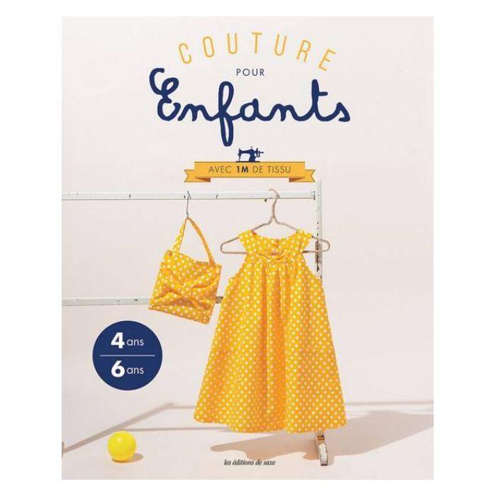 Couture pour enfants / les éditions de saxe