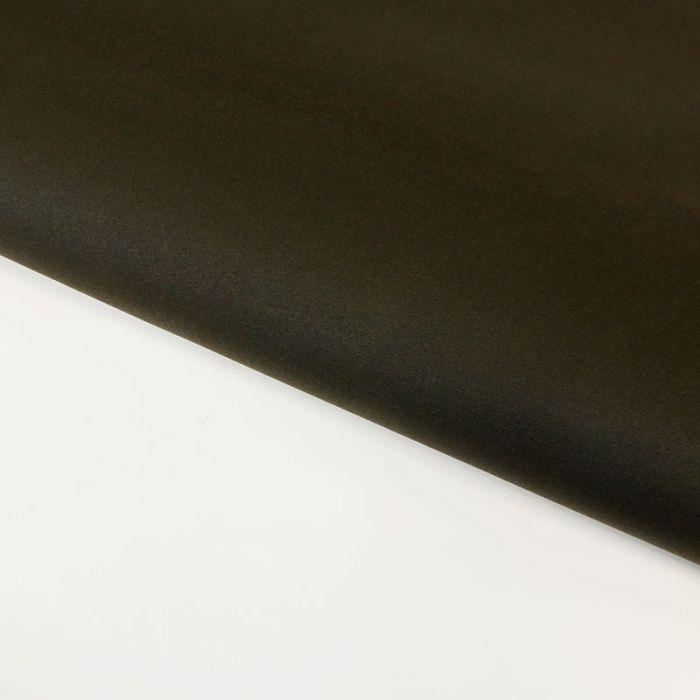 Tissu coton huilé sec - olive x 10 cm