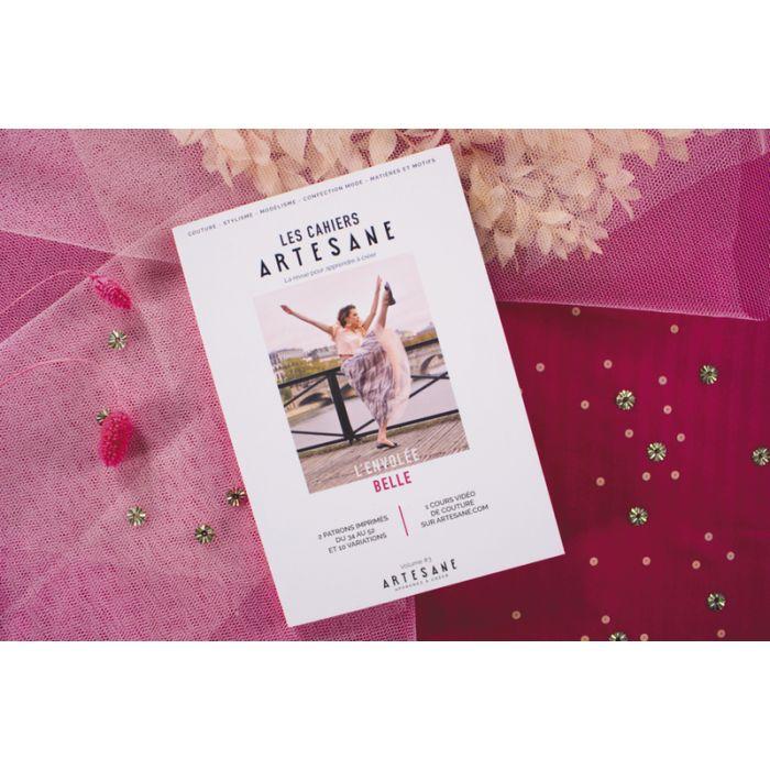Les cahiers Artesane : L'envolée belle