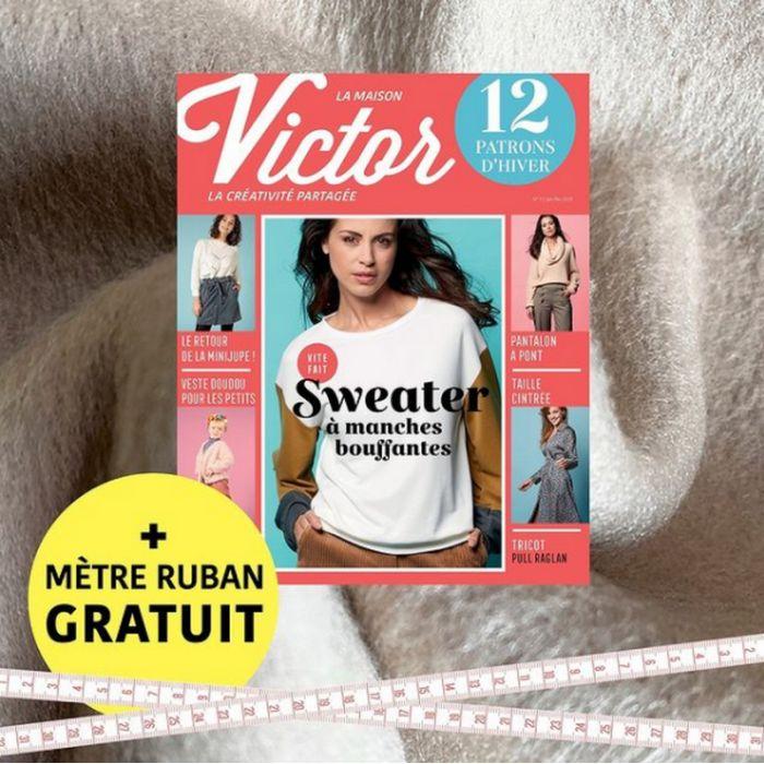 Magazine Janvier-Février 2021 La Maison Victor