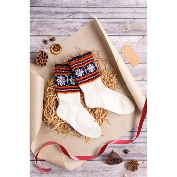 50 chaussettes à tricoter comme en Lettonie - Ieva Ozolina