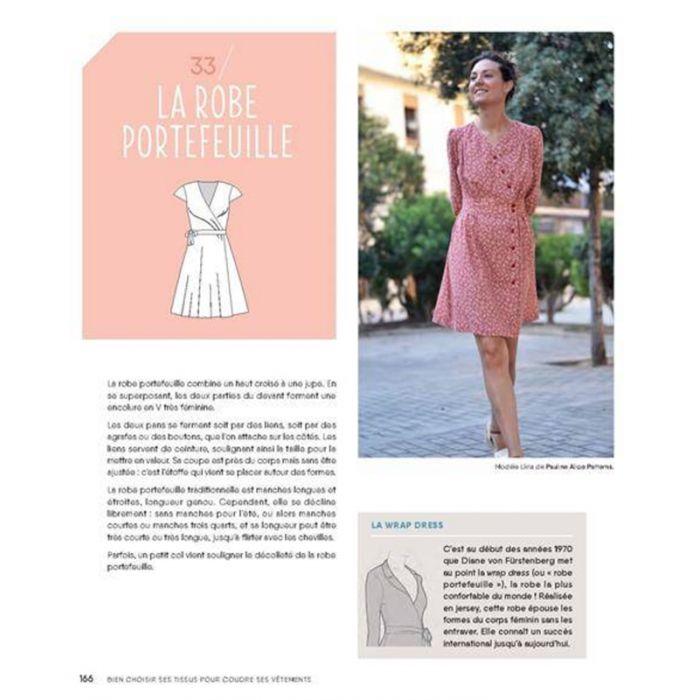 Bien choisir ses tissus pour coudre ses vêtements - Christelle Beneytout