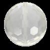 Cristal de Roche : perle Facett