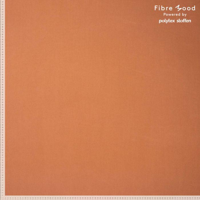 Tissu tencel caramel - Fibre Mood x 10 cm