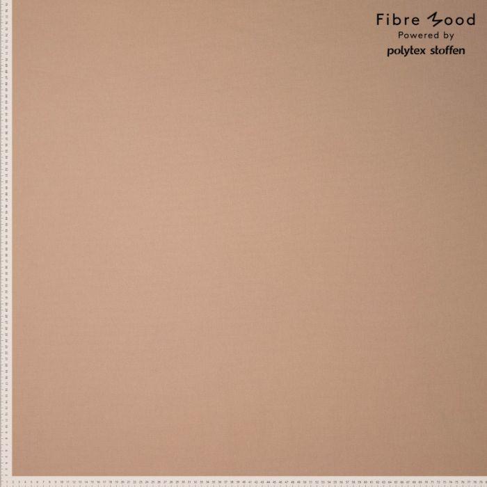 Tissu jean denim beige - Fibre Mood x 10 cm