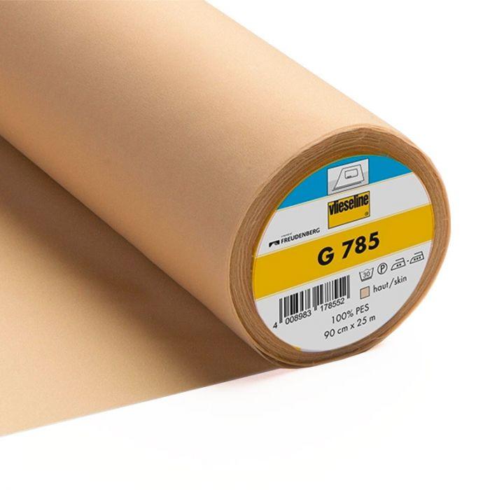 Entoilage tissé Vlieseline G785 - chair x 10 cm