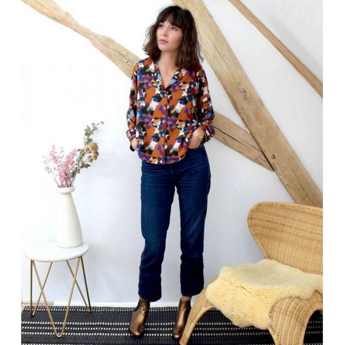 Robe Sandalette - Cousette Patterns