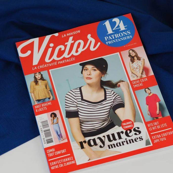 Magazine Mai-Juin 2021 La Maison Victor