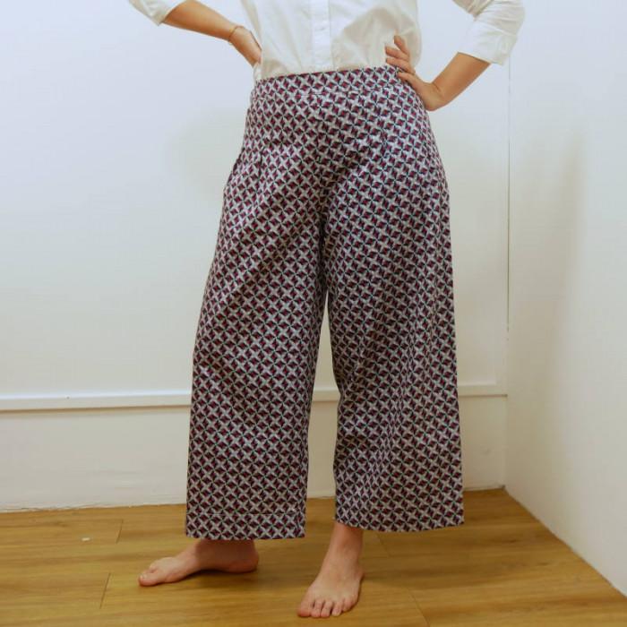 Kit couture Pantalon Anja