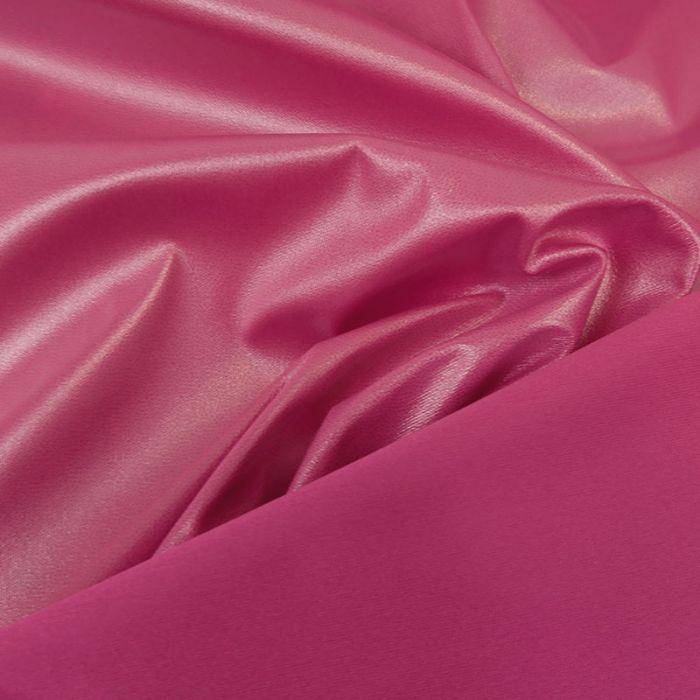 Tissu PUL imperméable stretch - fushia x 10 cm