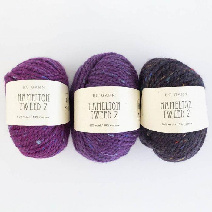 Hamelton Tweed 2 - BC Garn