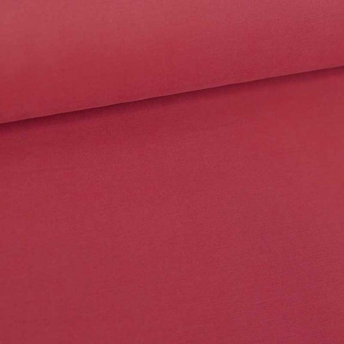 Tissu cupro viscose haute couture - rouge x 10 cm