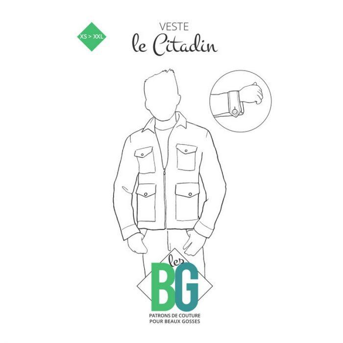 Veste Le Citadin - Les BG