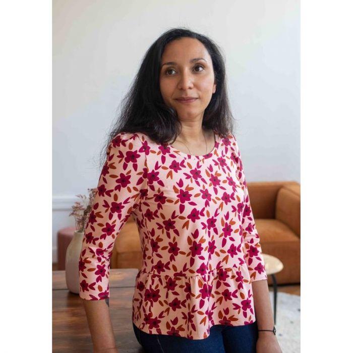 Tee-shirt Frimas - Lise Tailor