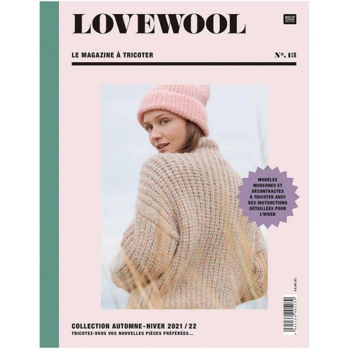 Lovewool n°13 - Rico Design