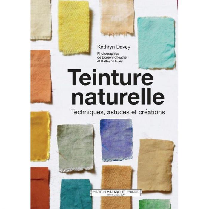 Teinture naturelle - Kathryn Davey