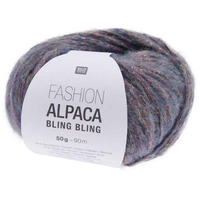 Fashion alpaca bling bling - Rico Design