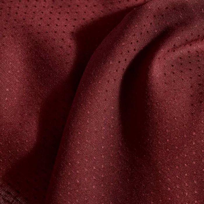 Tissu Dobby Rust - Atelier Brunette x 10 cm
