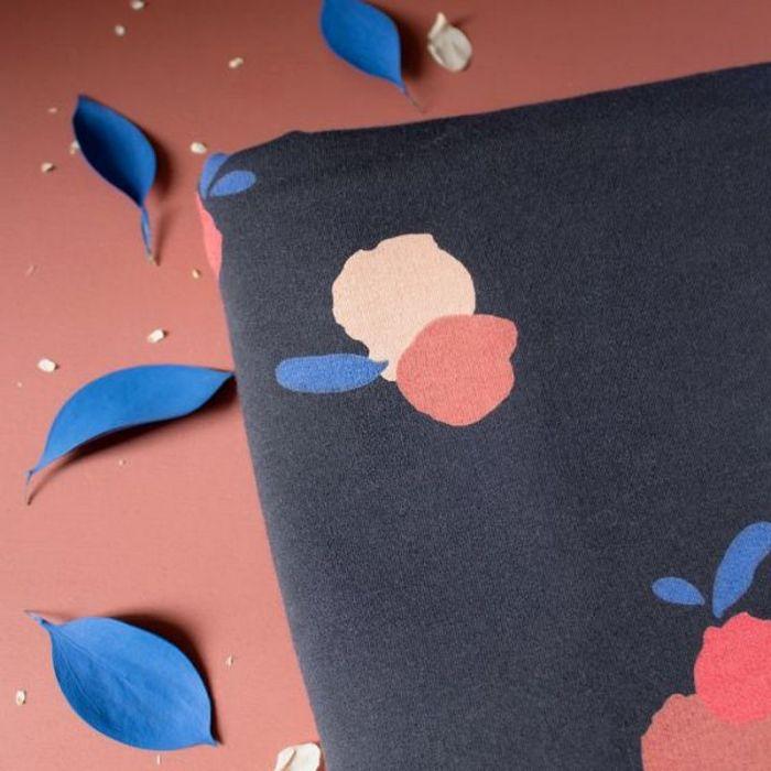 Tissu Néroli Night - Atelier Brunette x 10 cm