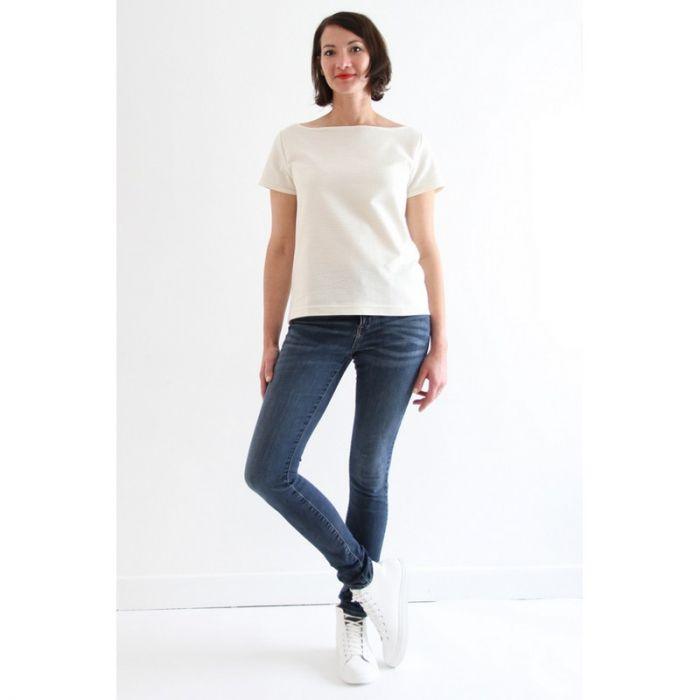 T-shirt I am Milor Femme - I am Patterns