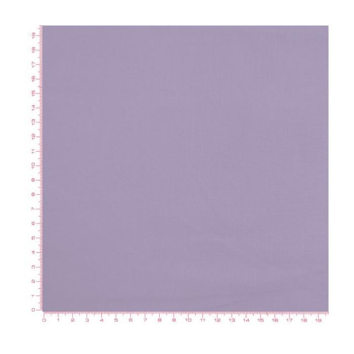 Tissu coton uni - parme x 10 cm