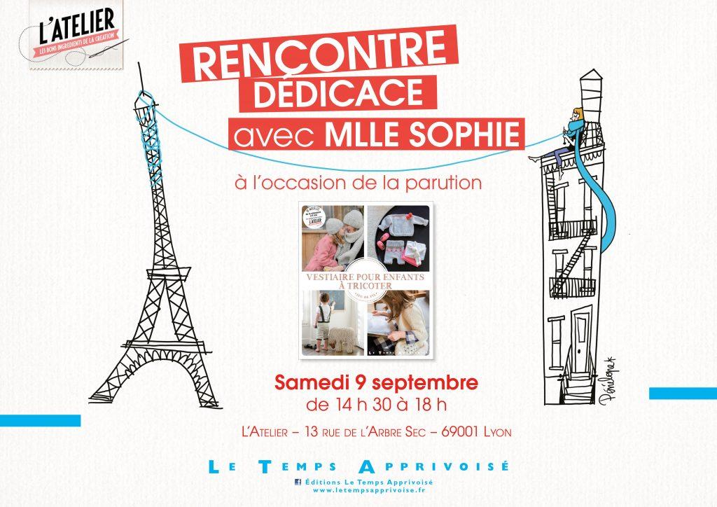Mlle Sophie à Lyon : événement