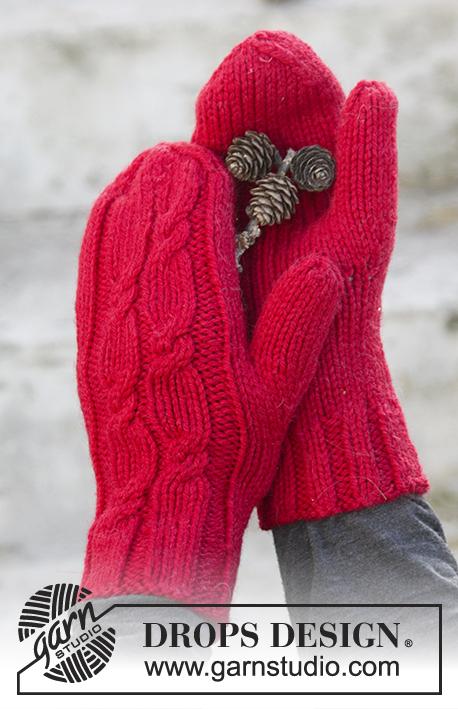 atelier de la cr ation mod les gratuits au tricot pour no l. Black Bedroom Furniture Sets. Home Design Ideas