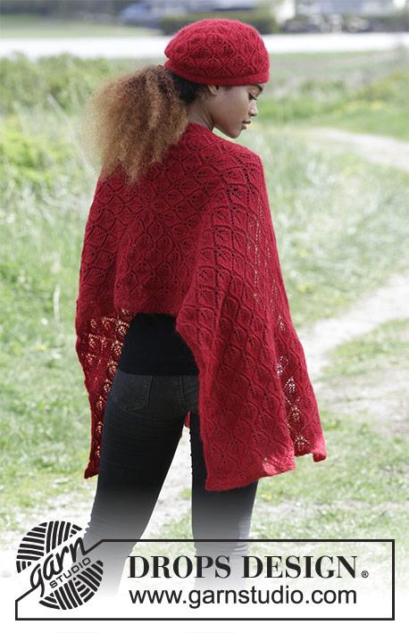 modèles gratuits au tricot - drops atelier de la création