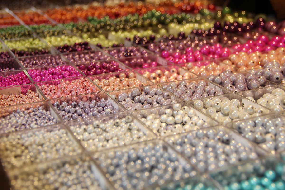 Perles magiques de l'Atelier de la création perlerie