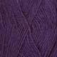 violet foncé uni colour 4400