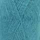 turquoise foncé uni colour 2918