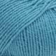 turquoise uni colour 24