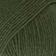 vert foncé uni colour 22