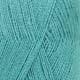 turquoise uni colour 6410