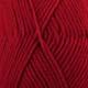 rouge foncé uni colour 48
