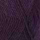 violet foncé uni colour 4377