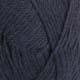 bleu foncé uni colour 4305