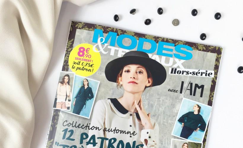 Hors-série couture Modes&Travaux et I am Patterns