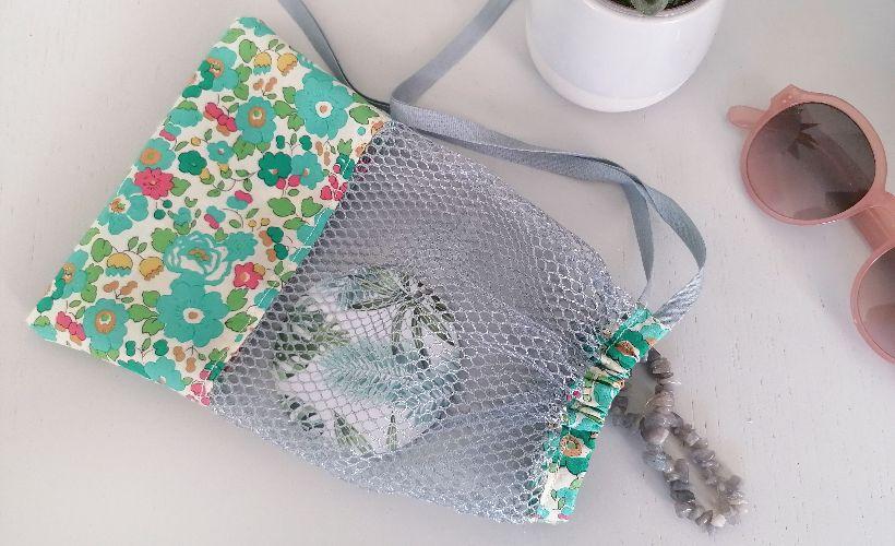 Tuto couture zéro déchet : le sac à vrac