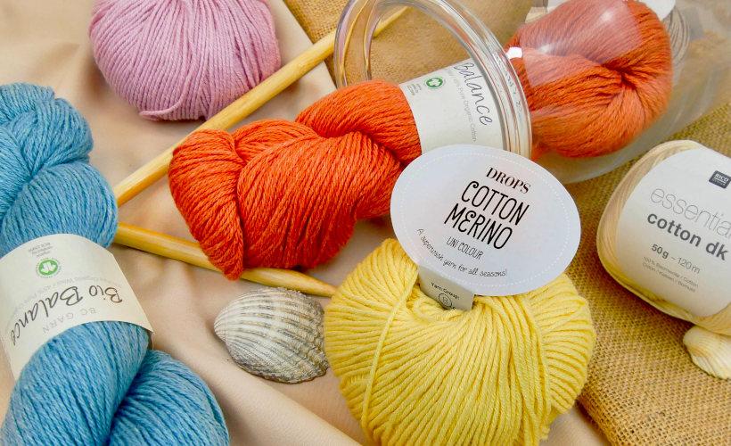 Que tricoter cet été ?